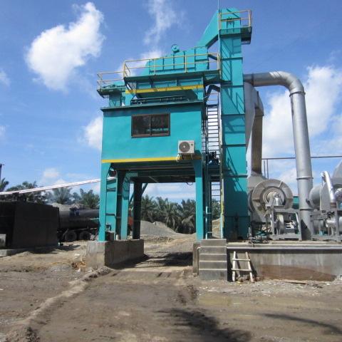 Asphalt Mixing Plant Pinang Lombang