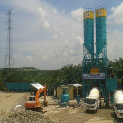 Ready Mix - Plant Pinang Lombang