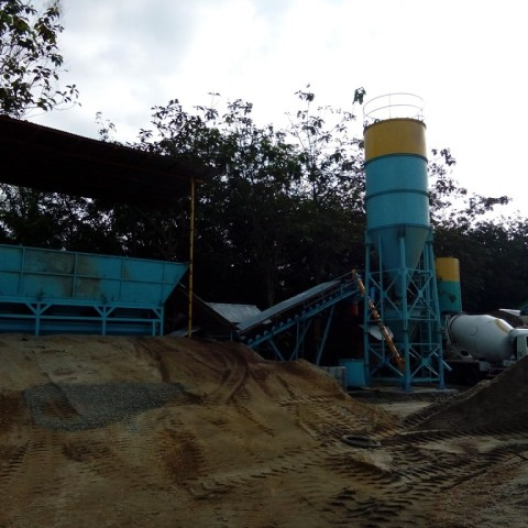 Ready Mix - Plant Langga Payung